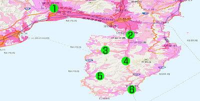 Map_izu